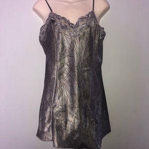 Victoria's Secret Camisole Lingerie Nighty
